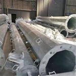 六安市24m110千伏转角拉线钢杆价格 钢杆基础 - 安徽新闻