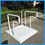 上海轮椅秤厂家 医疗透析电子秤 透析轮椅秤价格