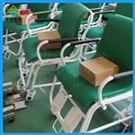 座椅式轮椅秤,医疗称重轮椅透析秤