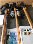 HD-EX-2-V+PVDF氟塑料材质插桶泵 防爆油桶泵