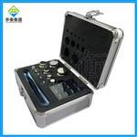带铝箱包装的套装砝码,e2级1mg-200g组合砝码
