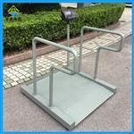 广州轮椅秤厂家价格,0.8*0.8米轮椅电子秤