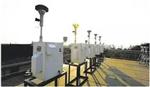 多功能小型空气质量微型站,网格化AQI六要素监测系统