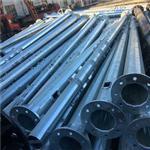 益明出售66KV电力钢管塔价格 高压杆塔生产厂家