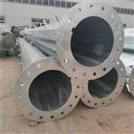 厂家直销66KV双回路电力钢管杆 优惠钢管杆价格