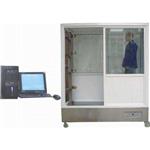 防酸碱服喷溅喷射液密性测试仪 口罩防护服检测设备厂家