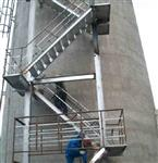 烟囱安装旋转梯-安装价格
