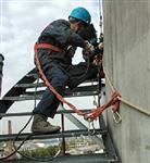 西安烟囱安装旋转梯-安装技术资讯