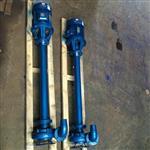 NLF不锈钢立式泥浆泵,耐腐蚀污水泥浆泵