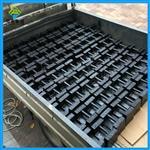 铸铁砝码M1级20kg,20千克锁型标准砝码
