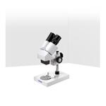 皆准仪器 S20 体视显微镜 45°倾斜双目观察头