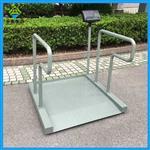 山西轮椅秤工厂,300公斤血透平台秤