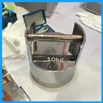 不锈钢10公斤提环砝码,水桶式标准砝码