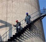 烟囱安装旋转梯-方案设计及安装价格