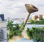 水塔拆除-人工拆除水塔�r格