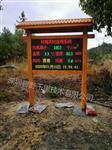北海银滩公园负氧离子测试发布系统