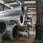 终端钢杆量大优惠 益明承接钢杆基础打桩
