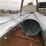 河北供应电力钢杆价格 优质电缆终端钢杆定制