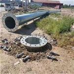 供应热浸锌防腐电力钢杆 输电钢杆生产厂家