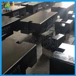 方形1吨铸铁砝码,计量单位校准砝码