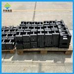 工厂直销25公斤铸铁砝码,生铁做的标准砝码