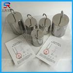 上海10kg砝码――304不锈钢材质带挂钩
