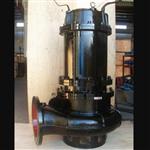 固定安装大流量防汛排水泵 大排量防汛潜水泵