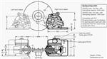 希而科 Stromag DISC BRAKE - 2CA2 AND 1CA2 CALIPERS盘式制动器