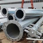 18米输电钢管杆价格优惠 高压架线送电钢管杆