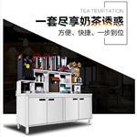 开一间奶茶店大概要多少钱,奶茶的制作机器设备,河南隆恒品质精良