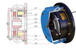 希而科 STROMAG-4 BZFM Brake系列 弹簧制动器
