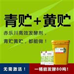 玉米秸秆饲料黄储青储发酵剂