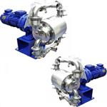 不锈钢卫生级电动隔膜泵,电动卫生级隔膜泵,食品卫生级隔膜泵