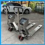不锈钢拖车秤,液压车搬运秤价格