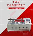 电动防水卷材不透水仪_电动防水卷材不透水仪_检测过程