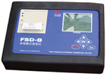 Delta德尔塔仪器FSD-B型非接触式速度仪 机动车测试仪器