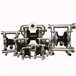 QBY3-40气动隔膜泵,不锈钢气动隔膜泵