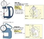 TPM-618日本得乐TECLOCK测厚仪