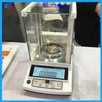 计量检测用100G*0.01mg十万分之一克电子分析天平