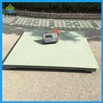 3t地磅带RS232接口价格,1.2*1.2米电子地磅生产厂家