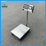 可以打印磅单的电子秤价格,300kg不干胶台秤