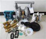 QBY铝合金气动隔膜泵,qby隔膜泵