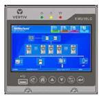 电力监控系统触摸屏监控单元主要用于24VDC/48VDC 直流屏监控系统中