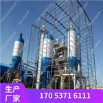 安徽年产30万吨预拌砂浆生产线设备