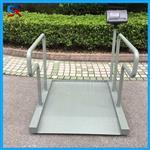 一款���|有品位的300公斤透析�子�椅秤