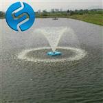 NJ-FTA4000浮水式喷泉曝气机