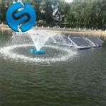 NJ-FTA3000水浮式喷泉曝气机