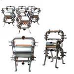 卫生级气动隔膜泵,不锈钢食品级隔膜泵