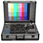 数字电视实验系统