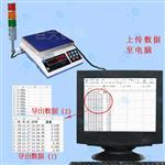 15kg带三色灯报警储存称重的时间、日期和重量的电子秤报价